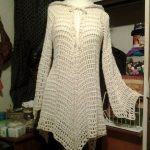 Crochet Pattern includes 2 Patterns for Glenda's Hooded Gypsy Cardigan: women's sizes 5/6-11/12 and womens sizes 16-2X INTERMEDIATE LEVEL
