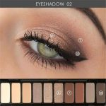 23 Natürliche Smokey Eye Make-up machen Sie brillant - Samantha Fashion Life #e...