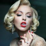 ▷ 1001+ Ideen und Inspirationen für atemberaubende Vintage Frisuren