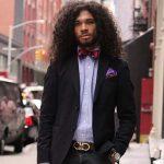 Stilvolle Männer lange Frisuren