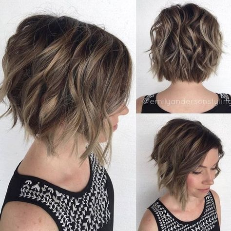 10 Messy Hairstyles for Short Hair 2020 – Short Hair Cut & Color Updated