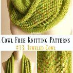 Fantastic Women Cowl Free Knitting Patterns