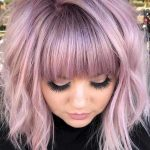 25 Ideas On How To Sport Haircuts With Bangs Today