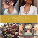 20 beste Ideen für kurze Haarschnitte für feines Haar | #langhaarfrisuren2019 ...