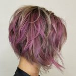 10 Messy Hairstyles for Short Hair 2020 - Short Hair Cut & Color Updated