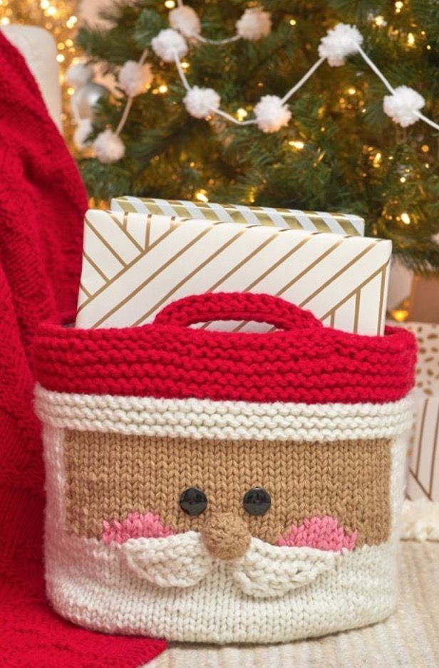 The Cutest Free Christmas Knitting Patterns You Will Love | The WHOot