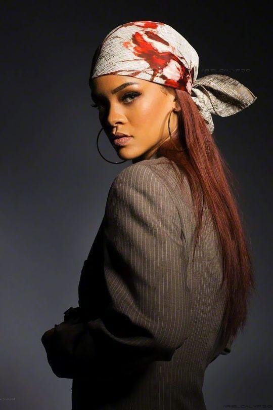 Tie One On: 14 Ways to Wear a Headscarf