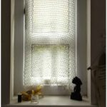 Crochet Curtain Free Patterns For Your Home Decor