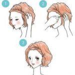 20 süße Frisuren, die extrem einfach zu tun sind - Frisuren Modelle