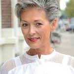 Very Short Haircuts for Older Women for New Look
