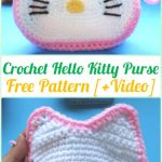 Crochet Kids Bags Free Patterns & Instructions