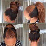 15 Beautiful African Hair Braiding Styles