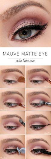 34 Sexy Eye Makeup Tutorials –