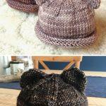 Itty Bitty Bear Cubs - Free Pattern