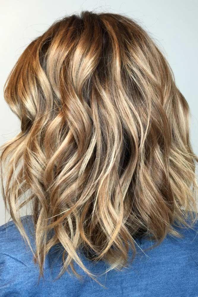 80+ Sexy Light Brown Hair Color Ideas
