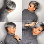 Hair to fall in love with? We show 10 sexy looks for short hair! - #looks #short