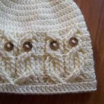 Crochet PATTERN-It's a Hoot -Owl Hat. Adult, baby and toddler/child sizes. Cute, fun and stylish, make one today