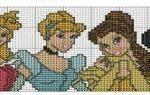 16 besten Ideen für häkeln Lesezeichen Cross Disney Princess#gardenia #gardena...