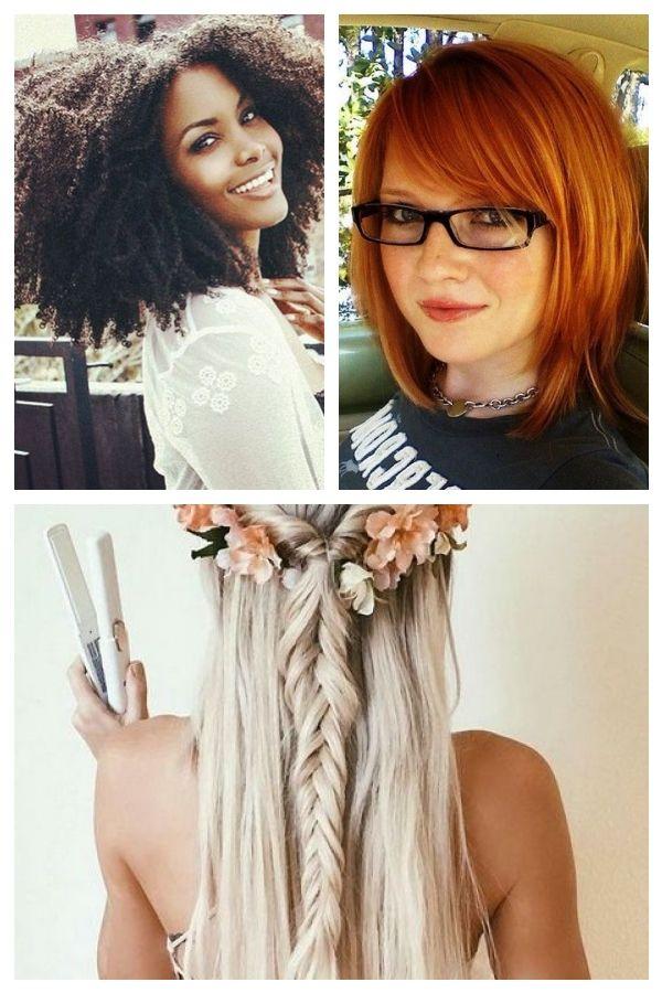 17 Atemberaubende lockige Frisuren weben Afro #lockigeFrisuren #Afro #atemberaub…