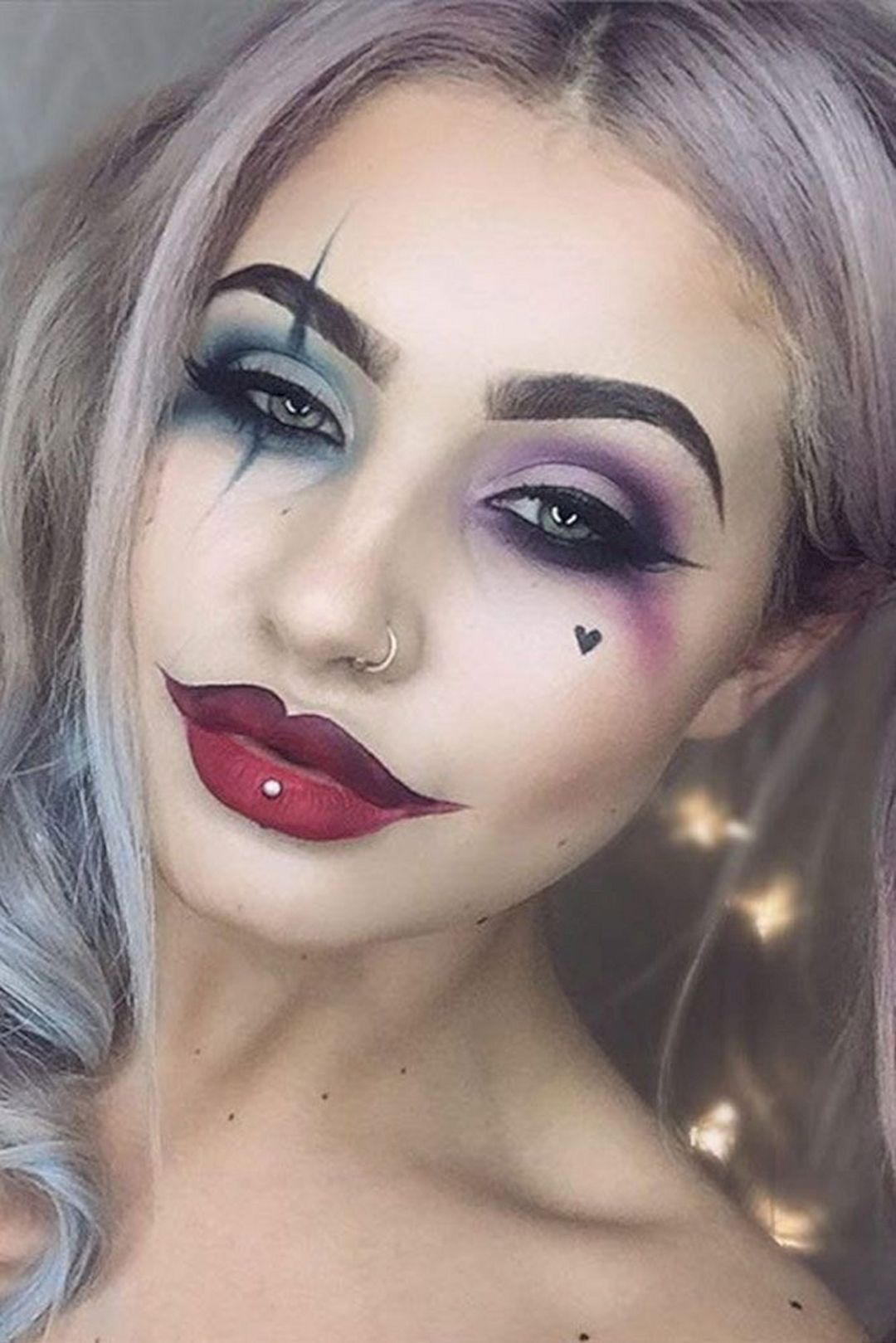 17 Marvelous Women Makeup Ideas To Welcome the Halloween Celebration