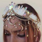 17 New Ideas Wedding Boho Headpiece Headdress