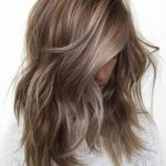 18 light brown hair color for cool and charming look