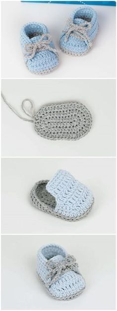19 Super Ideas For Crochet Baby Boy Booties Free