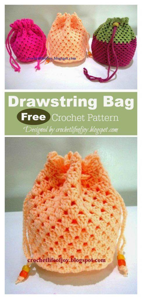 20+ Amazing Crochet Ideas wih pattres