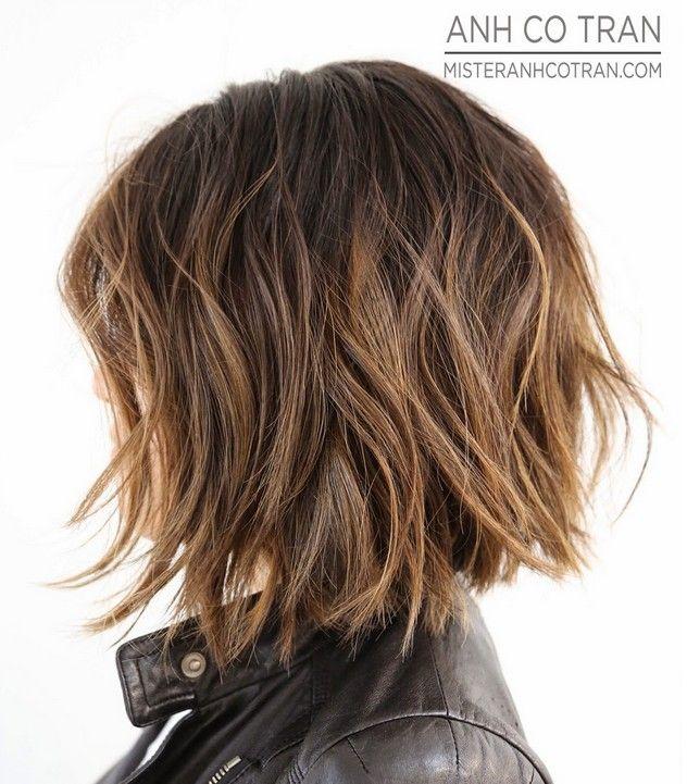 20 Beautiful Bob Haircuts & Hairstyles for Thick Hair