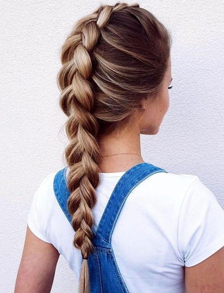 20 Coole back to school Frisuren und Haarfarben 2019 //  #2019 #Back #Coole #Fri