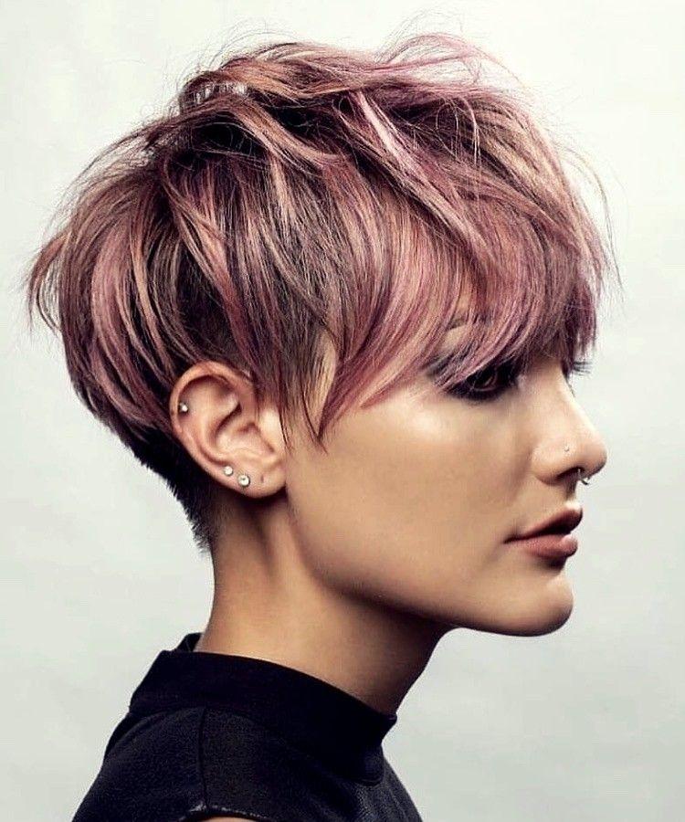 20 Gute Schöne Pixie Frisuren für 2019