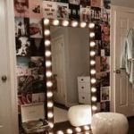 20+ Make-up mirror with light ideas (DIY or BUY) for Amour Makeup Room - #amour ...