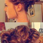20 Pretty Braided Updo Hairstyles