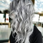 20 Trendy Gray Hairstyles - Gray Hair Trend & Balayage Hair Designs