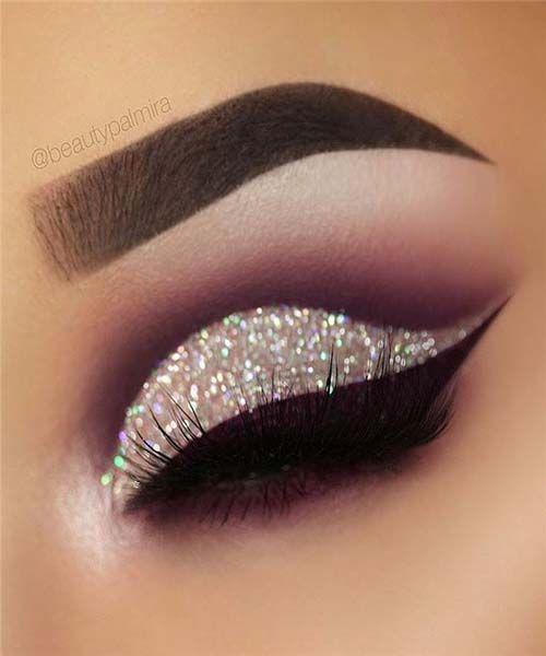 20 Vivid Lashes eyes makeup