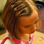 20 beautiful simple and sweet hairstyles for little girls