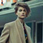 20 kurze Frisuren für feines glattes Haar   #feines #frisuren #glattes #kurze