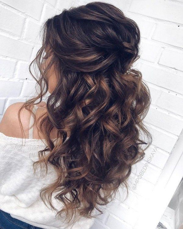 20 long wedding hairstyles and updates from mpobedinskaya – Life with Alyda