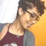 20 neue süße kurze lockige Frisuren