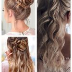 20 stilvolle Hochsteckfrisuren, die Sie ausprobieren möchten / Neueste Haartren...