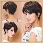 20 süße kurze Frisuren für dickes Haar  #dickes #Frisuren #für #Haar #Kurze ...