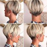 2018 Kurze Frisur (7) - Frisuren Stil Haar #PixieHair - Manue dsz  #