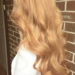 21+ Trendy Golden Blonde Hair Color Ideas