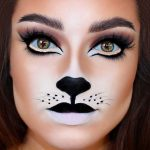 21 simple cat make-up ideas for Halloween- 21 simple cat make-up ideas for Hallo...