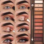 23 Natürliches Smokey Eye Make-up macht Sie brillant - FİTNESS WORKOUTS