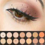 23 Natural Smokey Eye Makeup Make You Brilliant Latest Fashion Trends for Women sumcoco.com