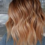 23 am schönsten Erdbeerblonde Haarfarbe-Ideen