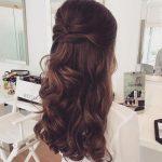 25 Amazing Half Up Half Down Wedding Hairstyles - ChicWedd