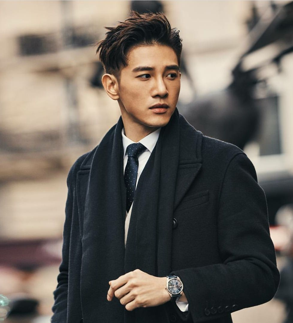 25 Asian Men Hairstyles- Style Up with the Avid Variety of Hairstyles