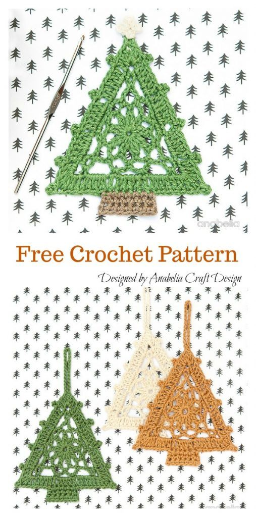 25+ Classic Crochet Ideas With Easy Free Patterns